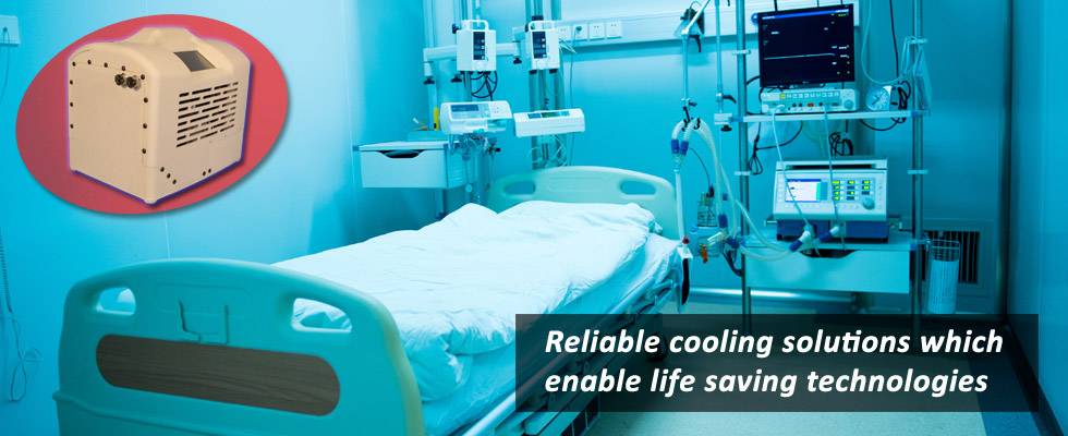 Medical Chiller - Custom Refrigeration