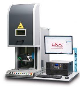 LASF Fiber Laser Marking System