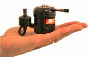 Rotary Compressor - Vapor Compression Refrigeration