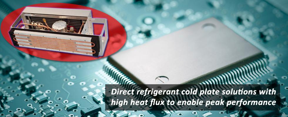 Electronics Cooling - Custom Cooling System