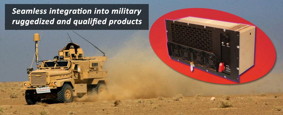 Direct Expansion System for Military Electronics Cooling