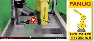 Robotic Laser Marking System