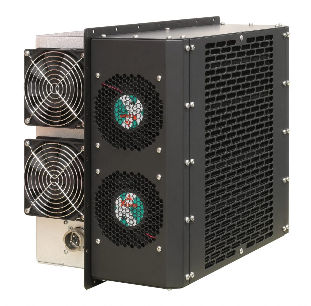 ECU-1800, High performance cooling for COTS electronics